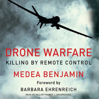 Drone Warfare by Medea Benjamin audiobook