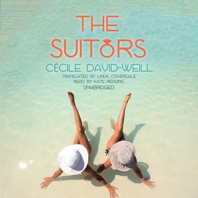 The Suitors by Cécile David-Weill audiobook