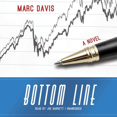 Bottom Line by Marc Davis audiobook