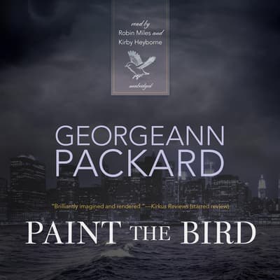 Paint the Bird by Georgeann Packard audiobook