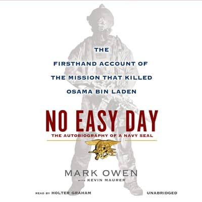No Easy Day by Mark Owen audiobook