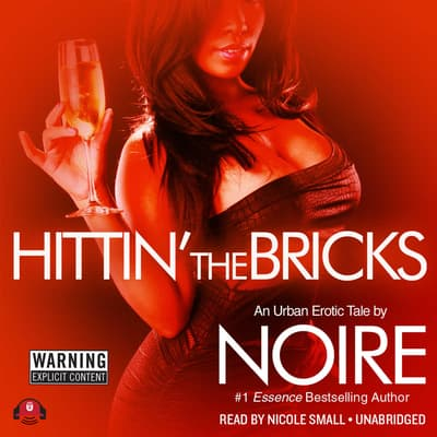 Hittin' the Bricks by Noire  audiobook