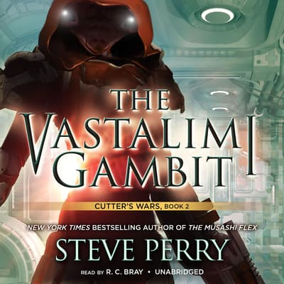 The Vastalimi Gambit by Steve Perry audiobook