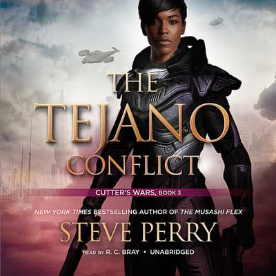 The Tejano Conflict by Steve Perry audiobook