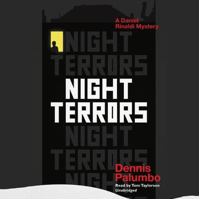 Night Terrors by Dennis Palumbo audiobook