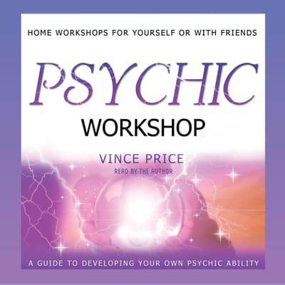 Psychic Workshop by Vince Price audiobook