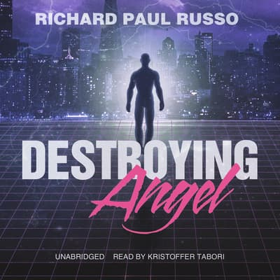 Destroying Angel by Richard Paul Russo audiobook