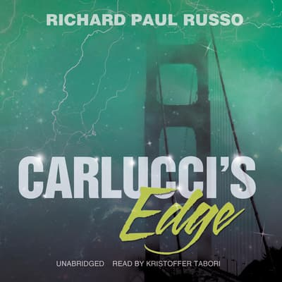 Carlucci's Edge by Richard Paul Russo audiobook