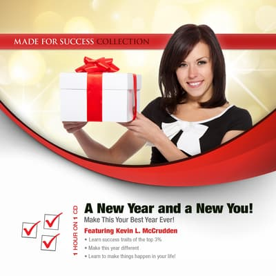 A New Year and a New You! by Made for Success audiobook