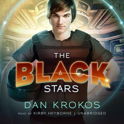 The Black Stars by Dan Krokos audiobook