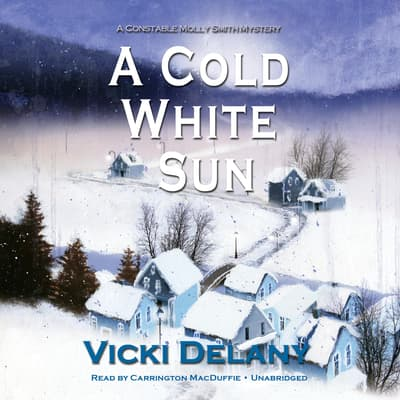 A Cold White Sun by Vicki Delany audiobook