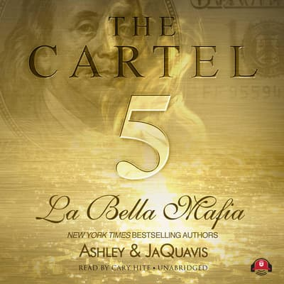 The Cartel 5 by Ashley & JaQuavis audiobook