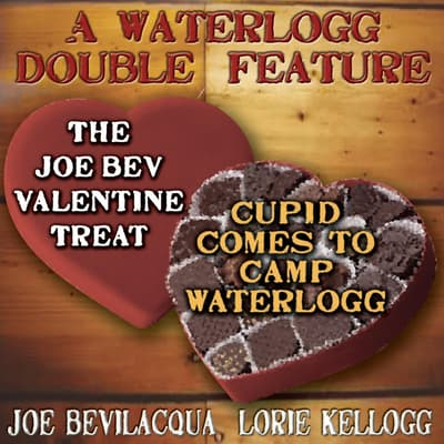 A Waterlogg Double Feature by Joe Bevilacqua audiobook