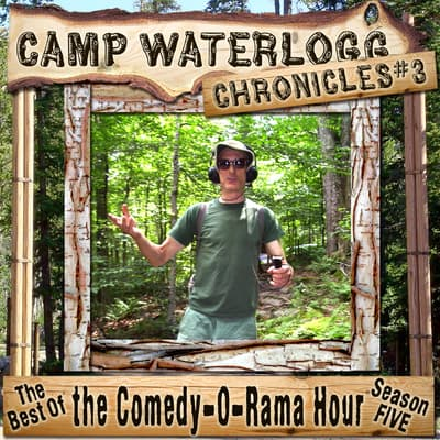The Camp Waterlogg Chronicles 3 by Joe Bevilacqua audiobook