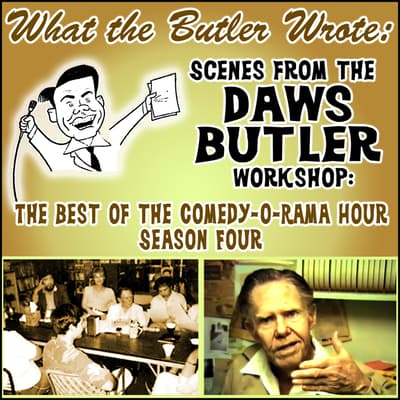 What the Butler Wrote by Charles Dawson Butler audiobook