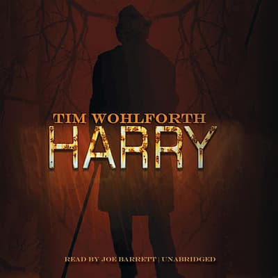 Harry by Tim Wohlforth audiobook