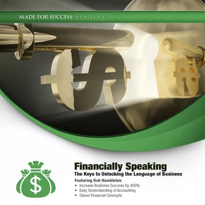 Financially Speaking by Made for Success audiobook