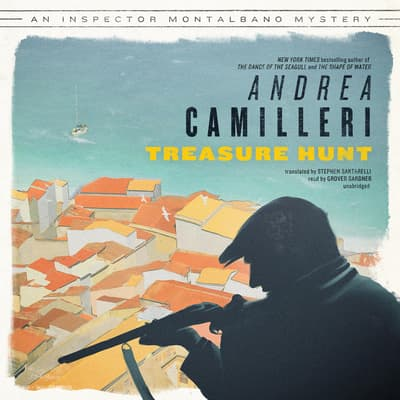Treasure Hunt by Andrea Camilleri audiobook