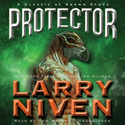 Protector by Larry Niven audiobook