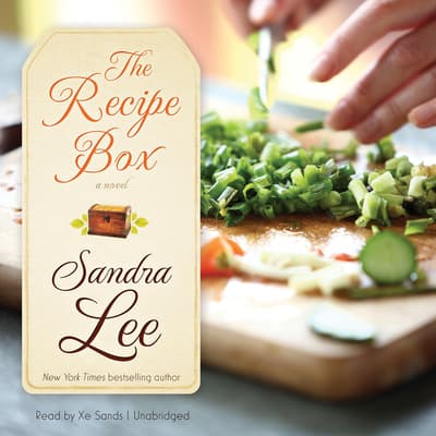The Recipe Box by Sandra Lee audiobook