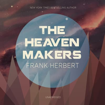 The Heaven Makers by Frank Herbert audiobook