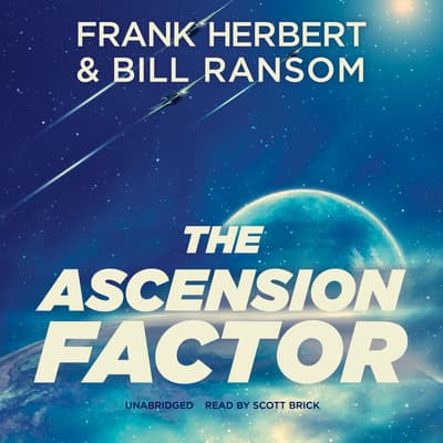 The Ascension Factor by Frank Herbert audiobook