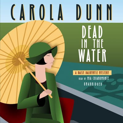 Dead in the Water by Carola Dunn audiobook