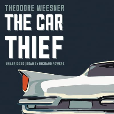 The Car Thief by Theodore Weesner audiobook