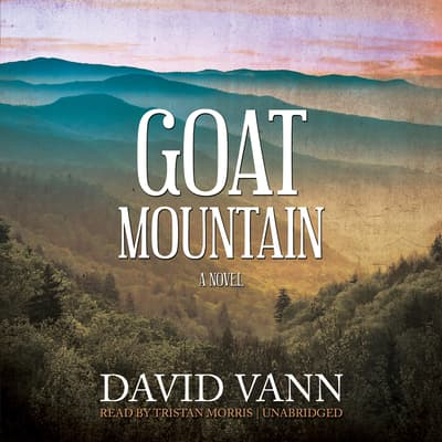 Goat Mountain by David Vann audiobook