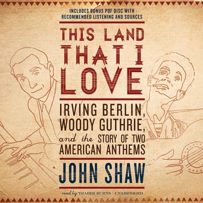 This Land That I Love by John Shaw audiobook