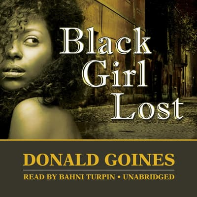 Black Girl Lost by Donald Goines audiobook