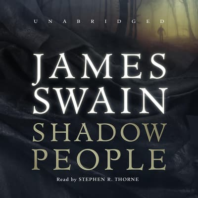 Shadow People by James Swain audiobook