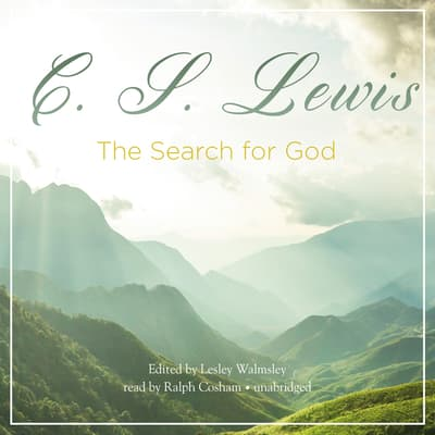 The Search for God by C. S. Lewis audiobook