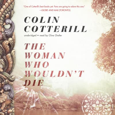 The Woman Who Wouldn't Die by Colin Cotterill audiobook