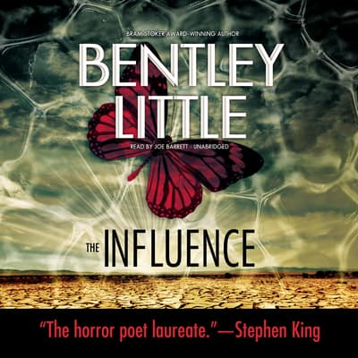 The Influence by Bentley Little audiobook
