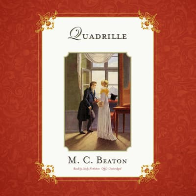 Quadrille by M. C. Beaton audiobook