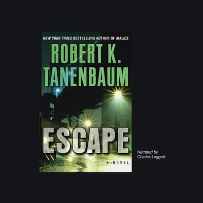 Escape by Robert K. Tanenbaum audiobook