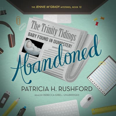 Abandoned by Patricia H. Rushford audiobook