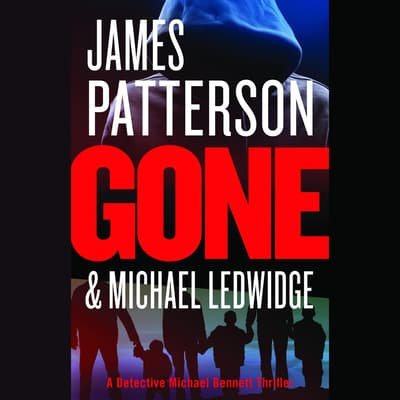 Gone by James Patterson audiobook