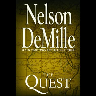 The Quest by Nelson DeMille audiobook