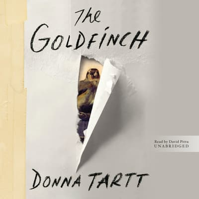 The Goldfinch by Donna Tartt audiobook