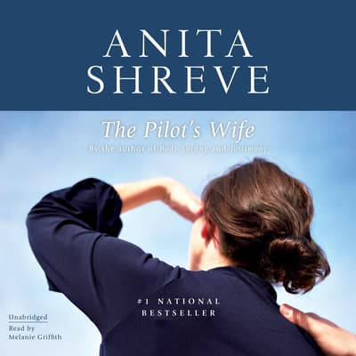 The Pilot's Wife by Anita Shreve audiobook