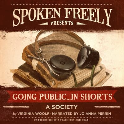 A Society by Virginia Woolf audiobook