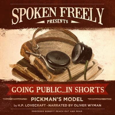 Pickman's Model by H. P. Lovecraft audiobook