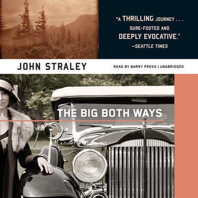The Big Both Ways by John Straley audiobook
