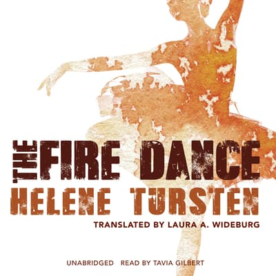 The Fire Dance by Helene Tursten audiobook