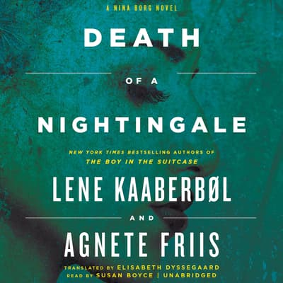 Death of a Nightingale by Lene Kaaberbøl audiobook