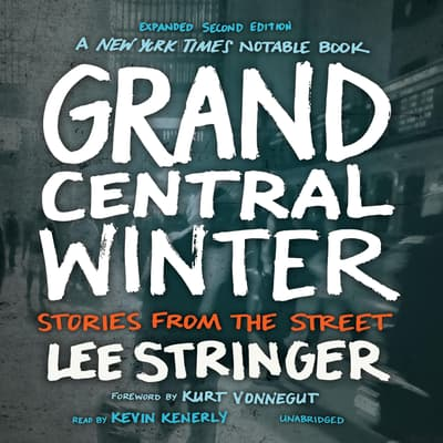 Grand Central Winter, Expanded Second Edition by Lee Stringer audiobook