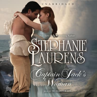 Captain Jack's Woman by Stephanie Laurens audiobook