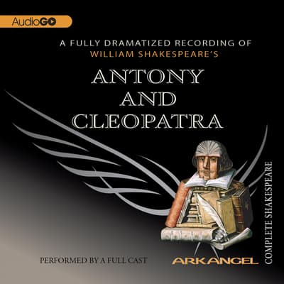 Antony and Cleopatra by William Shakespeare audiobook